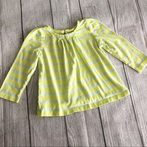 Baby gap striped top